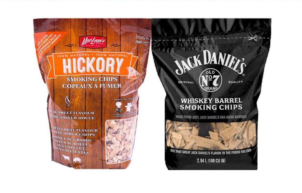Jack Daniels & Hickory Smoking Chips