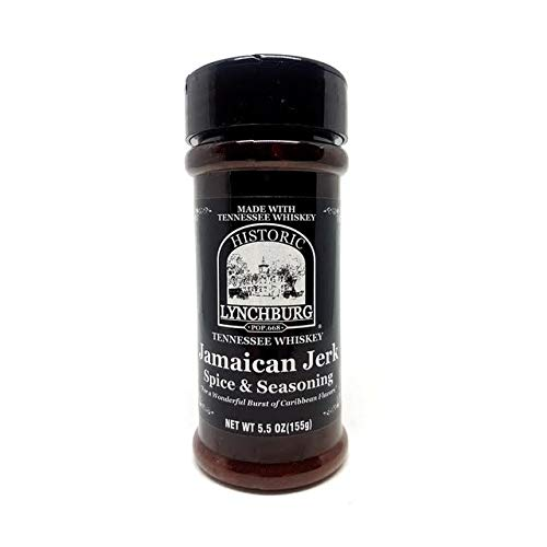 Lynchburg Tennessee Jamaican Jerk Spice & Seasoning