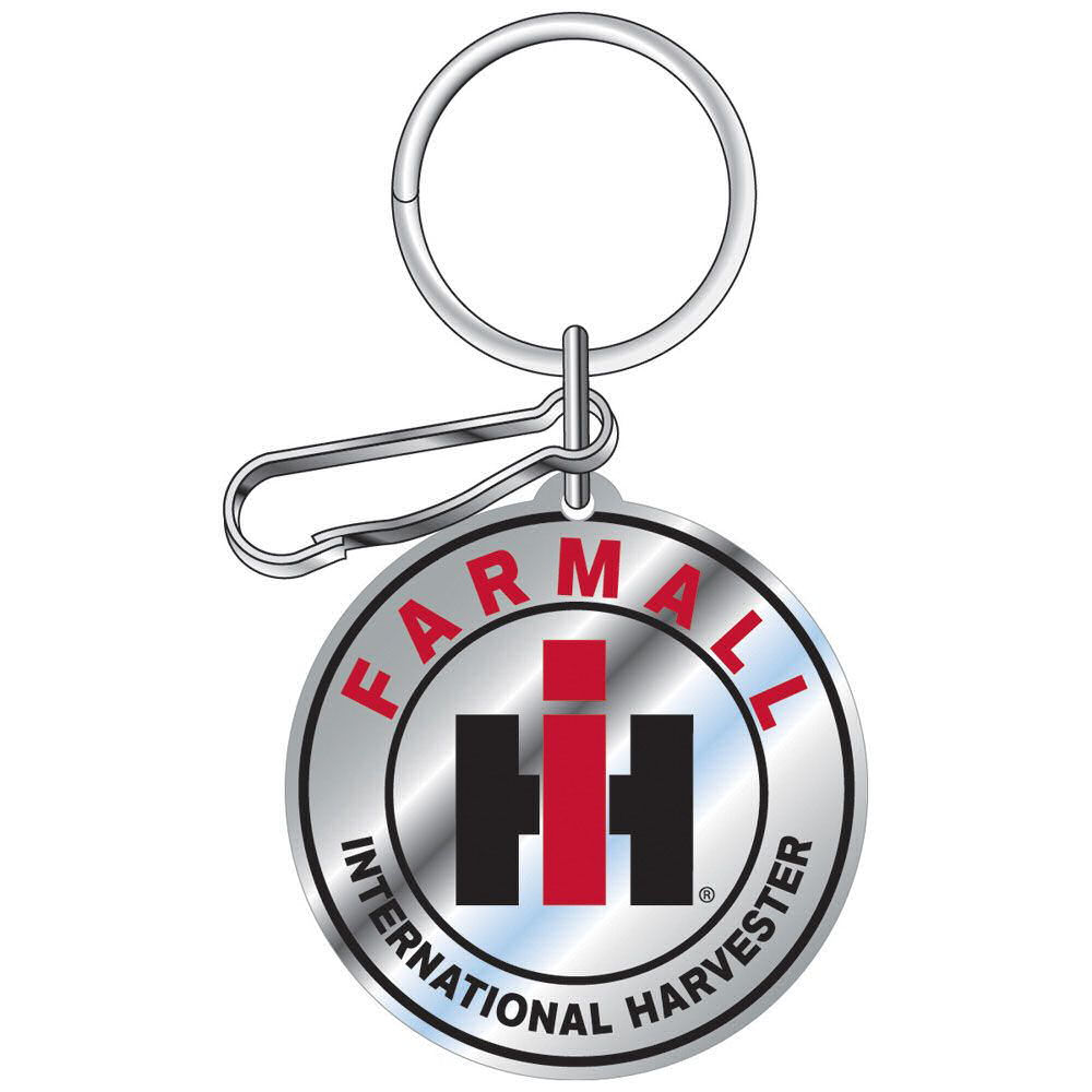 Farmall International Harvester Key Chain