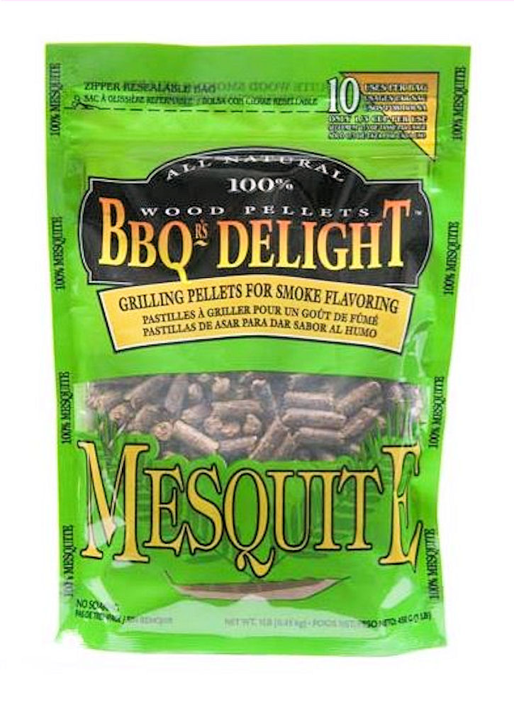 Mesquite Wood Smoking Pellets
